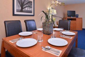 Junior Suite Dining