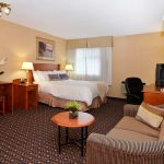 Abbotsford Hotel Studio Room