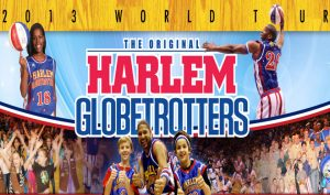 Harlem Globtrotters in Abbotsford