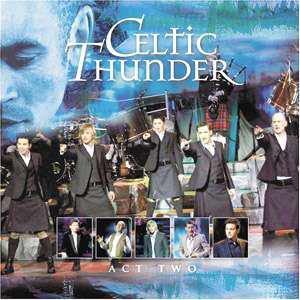 Celtic Thunder in Abbotsford