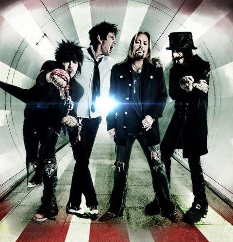 MOTLEY CRUE STAY n' ROCK n' ROLL packages Abbotsford