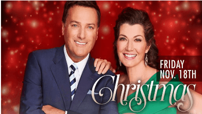 Michael W. Smith and Amy Grant