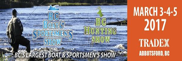 Bc Boatand Sportsmen's Show