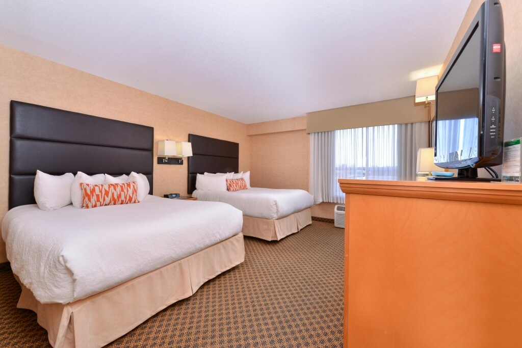 2 Queen Bed Crown Best Western Plus Regency