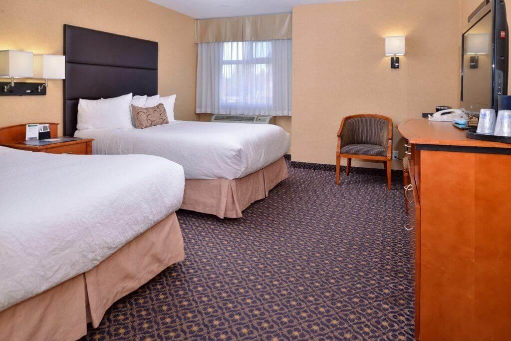 2 Queen Bed Best Western Plus Regency