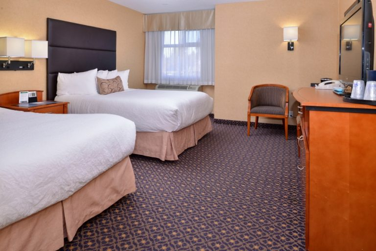 2 Queen Bed Best Western Plus Regency