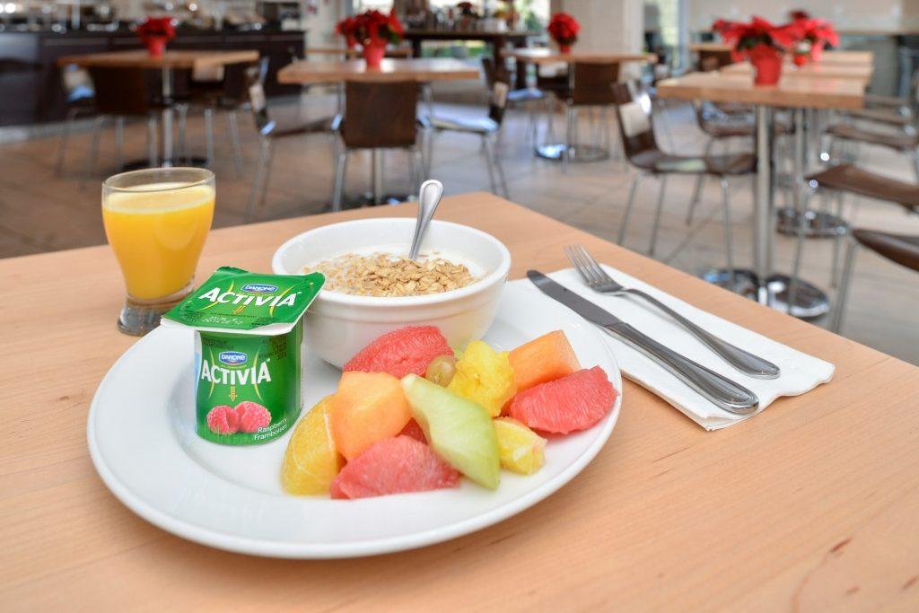 Breakfast Room Best Western Plus Regency