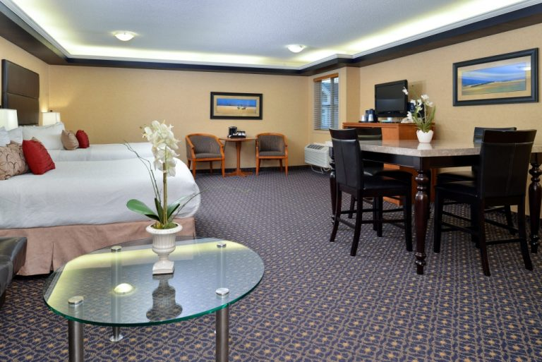 Hospitality Room Best Western Plus Regency