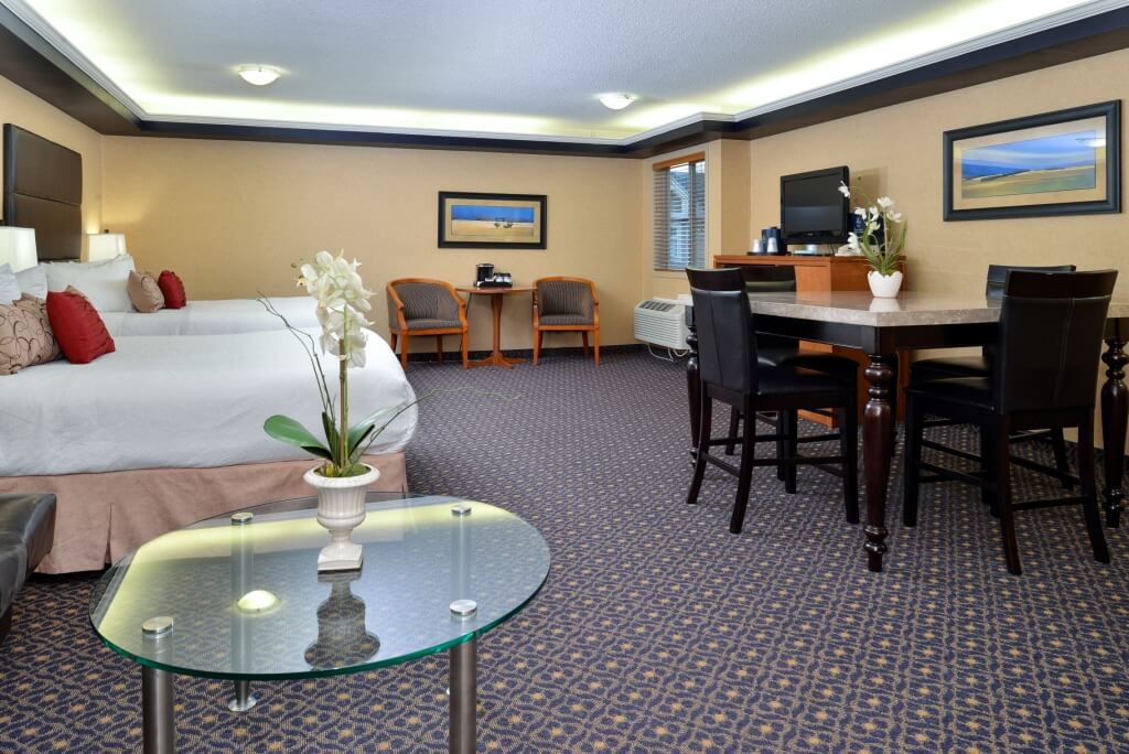 Hospitality Room Best Western Plus Regency