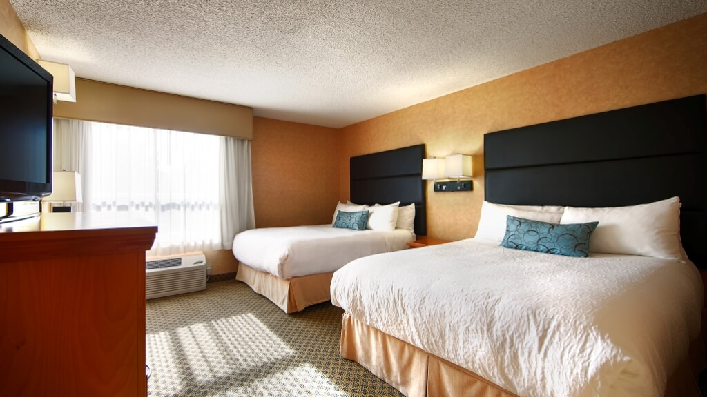 Best Western Plus Regency Abbotsford Executive King