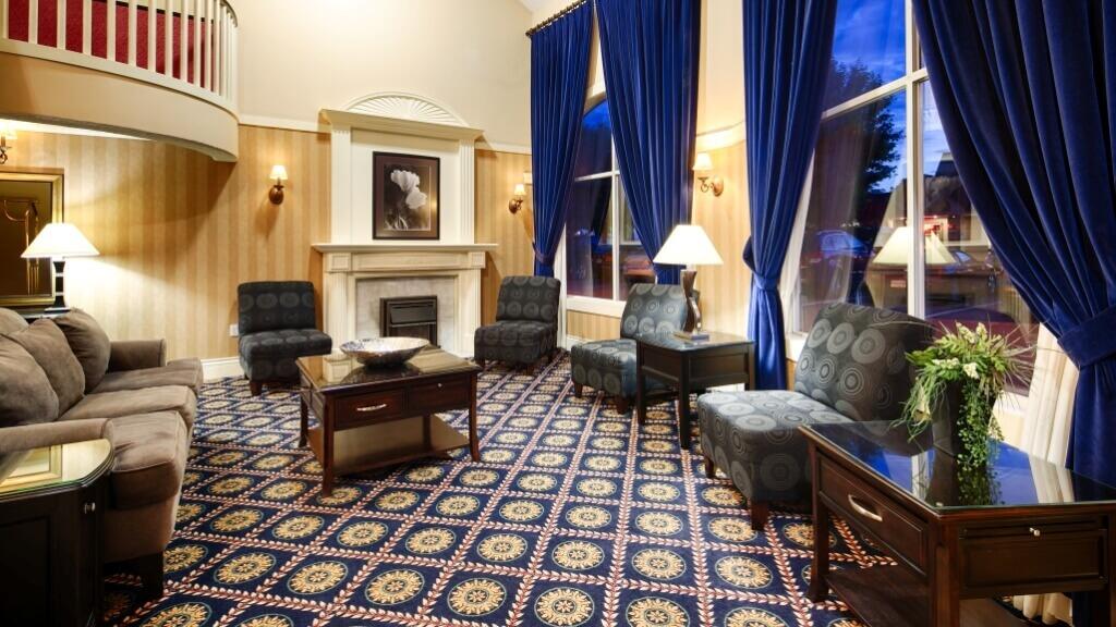 Best Western Plus Regency Lobby