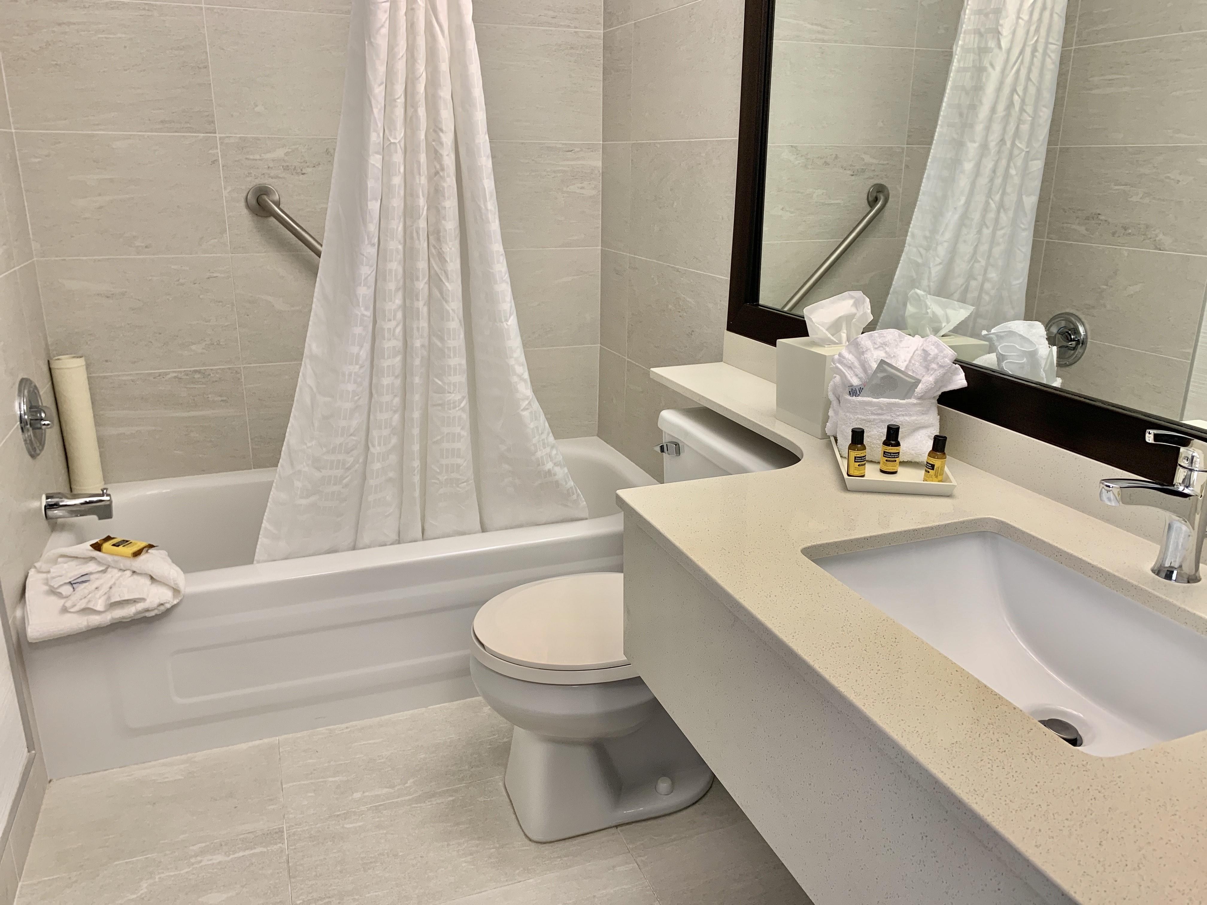 Best Western Plus Regency Bathroom